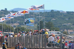 Great weather rewarded the great fans of MotoGP