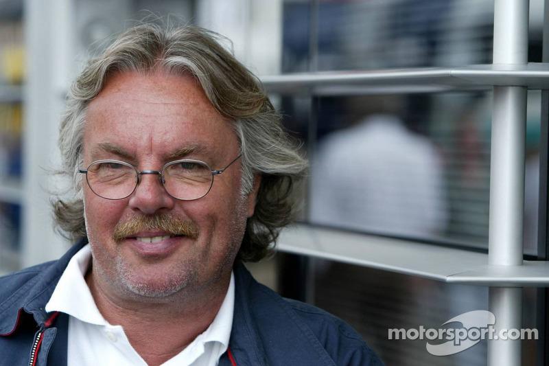 Keke Rosberg At German Gp