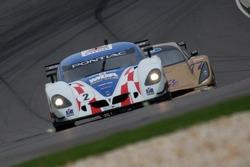 #2 CITGO - Howard - Boss Motorsports Pontiac Crawford: Andy Wallace, Milka Duno, #77 Doran Racing Ford Doran: Fabrizio Gollin, Matteo Bobbi