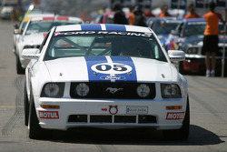 #05 Multimatic Motorsports Mustang GT: Scott Maxwell, David Empringham heads to the pole position