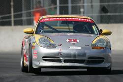 #28 Race Prep Motorsports Porsche 996: Spencer Pumpelly, Tim Gaffney, Mike Pickett