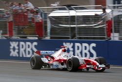 Jarno Trulli finishes 6th
