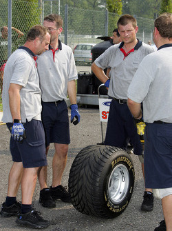 Tire discussions
