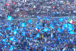 Motegi fans ready for the race