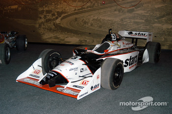 Al Unser, Jr.'s 2001 Gateway IRL-winning G-Force