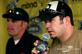 Press conference: Martin Truex Jr.