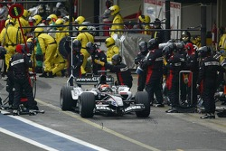 Pitstop for Christijan Albers