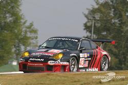 #43 BAM! Porsche 911 GT3 RSR: Wolf Hentzler, Mike Rockenfeller