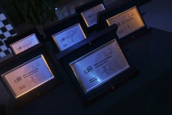GP2 series awards