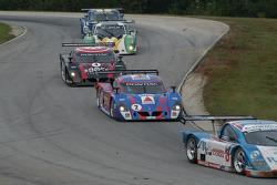 #8 Rx.com/ Synergy Racing BMW Doran: Burt Frisselle, Brian Frisselle, #2 CITGO - Howard - Boss Motorsports Pontiac Crawford: Andy Wallace, Milka Duno