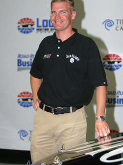 Richard Childress Racing press conference: Clint Bowyer