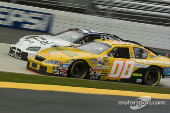 Derrike Cope and Ryan Newman