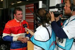 Interview for Jos Verstappen