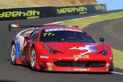 #77 AF Corse Ferrari F458 Italia GT3: Steve Wyatt, Michele Rugolo, Davide Rigon