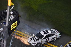 Brad Keselowski, Team Penske Ford in trouble