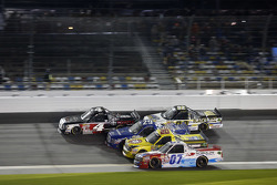 Four-wide at the finish