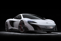 McLaren 675LT unveil