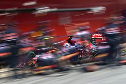 Barcelona February testing II