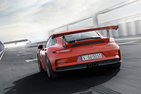 Porsche 911 GT3 RS unveil