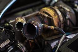 Nissan GT-R LM Nismo detail
