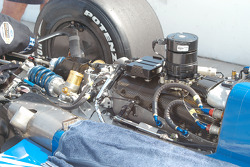 Paul Tracy's Ford Cosworth engine