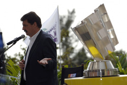 Miami press conference: NASCAR President Mike Helton