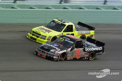Ron Hornaday and Matt Crafton