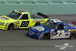 Matt Crafton and Johnny Benson
