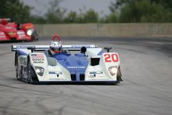 #20 Dyson Racing Team Lola EX257 AER: Chris Dyson, Guy Smith