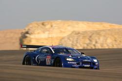 #17 Russian Age Racing Aston Martin DBR9: Antonio Garcia, Christophe Bouchut