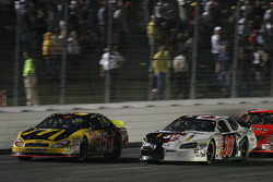 Jason Keller and Kasey Kahne battle