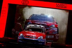 FIA World Rally Champion constructors: the Citroën