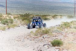 Vanguard Racing: Ronn Bailey Las Vegas pre-run practice buggy