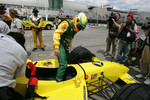 Champ Car 2-seater experience: Alex Tagliani climbs aboard