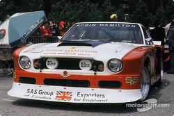 #83 Robin Hamilton Aston Martin V8