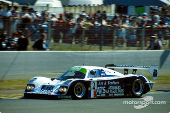 #2 Courage C32LM: Alain Ferté, Henri Pescarolo, Franck Lagorce