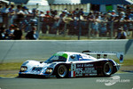 #2 Courage C32LM: Alain Fert, Henri Pescarolo, Franck Lagorce