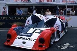 Primagaz Cougar C12 Porsche
