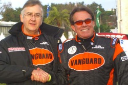Hervé Cotel and Ronn Bailey
