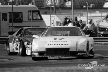 #17 Al Bacon Mazda RX-7: Al Bacon, Bob Reed, John Hogdal