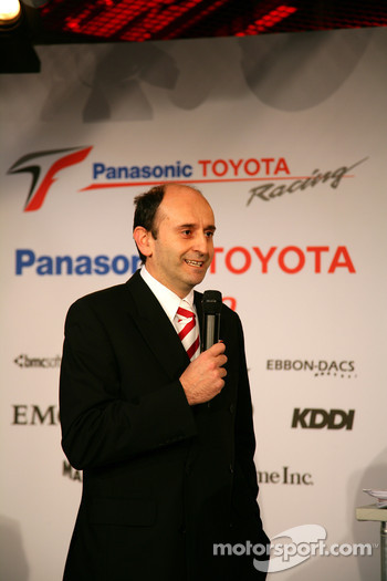 Luca Marmorini, Technical Director Engine