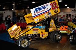Fred Rahmer will drive Jim and Sandy Kline's #22 Super Sprint this season