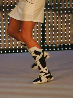 High-tech shoes