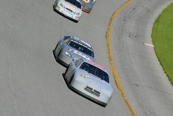 Mike Wallace and Kurt Busch