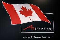 A1 Team Canada logo