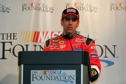 NASCAR Foundation press conference: Greg Biffle