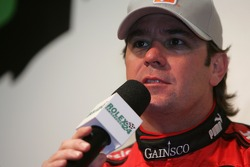 Champ Car drivers press conference: Jimmy Vasser