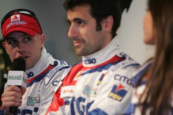 CITGO Racing press conference: Marino Franchitti