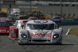 #23 Alex Job Racing/ Emory Motorsports Porsche Crawford: Mike Rockenfeller, Patrick Long, Lucas Luhr