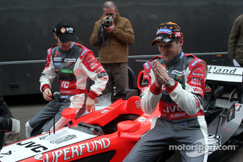 Tiago Monteiro, Christijan Albers and the Midland MF1 Toyota M16